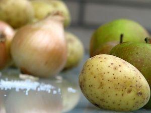 galette pomme de terre