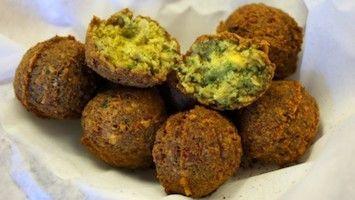 recette falafel vegan