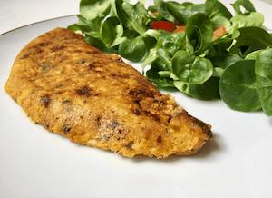 omelette vegan