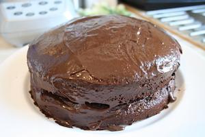 gâteau chocolat vegan