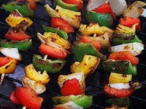 barbecue vegan recette